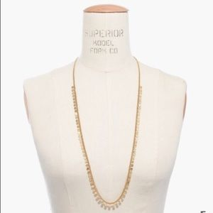 Madewell Geochain Gold Necklace